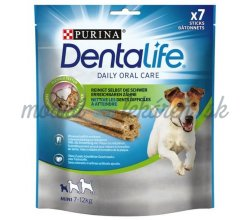 Pamlsok DentaLife dog small 115 g